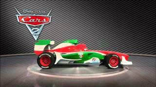 Cars 2: Turntable Car Models