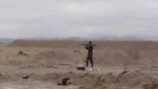 Miss fire in Afgan