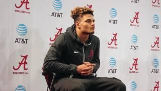 Minkah Fitzpatrick talks Clemson