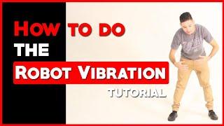 How to do the Robot Vibration Tutorial - Mechanical Movements - El Tiro