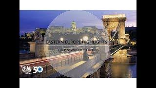 11D / 12D Eastern Europe Highlights