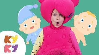 КУКУТИКИ - Пупсик - Детская Песенка про Малыша - Funny Kids Song Cartoon