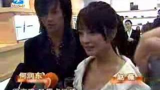 Louis Vuitton News - Vicki Zhao Wei & Peter Ho