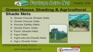 Agricultural & Industrial Shade Net  by Fortune Agro Net, Vapi