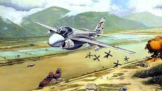 ARMA 3...A.I.S.S MOD.. VIETNAM UNSUNG MOD...U,S NAVY....A-6 INTRUDER..POWER PLANT STRIKE. EP4