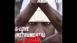 Naj Prod - G-love de Booba feat Farruko (INSTRUMENTAL)