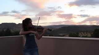 Lovers on the sun - David Guetta / Violin Cover - Laura Castillo