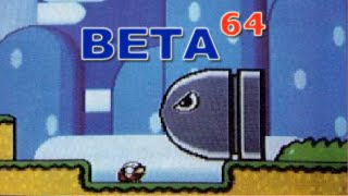 Beta64 - Super Mario World