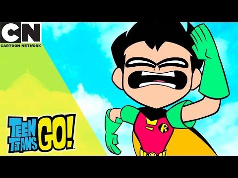 Teen Titans Go Beating Flash Cartoon Network