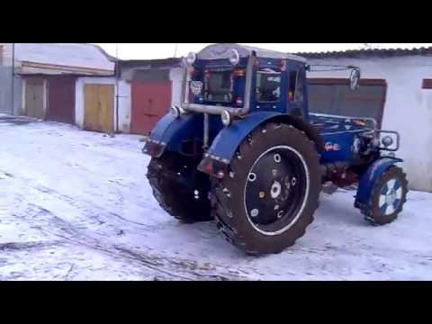 Тюнинг тракторов своими руками фото