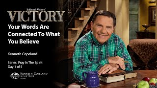 Learn to Speak Powerful Words With Kenneth Copeland (Air Date 9-5-16)