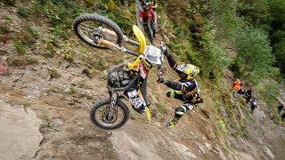 Impossible Climb Andler 2019   Dirt Bike Graveyard   Hill Climb