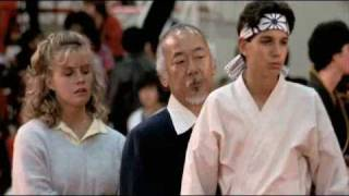 The Karate Kid Montage - You