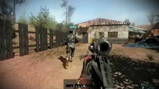 "جنگ در خلیج عدن - ""Combat in Gulf of Adan"" Video game trailer HD"