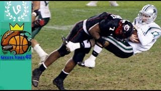 Biggest Football Hits Ever - Amatuers & Kids Collisions Version