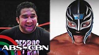 Wrestler, pumanaw matapos kalabanin si Rey Mysterio