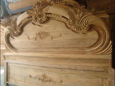 Teak Wood Furniture - Traditional furniture Craft, Segun Box ...