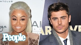 Blac Chyna Trashes Kylie Jenner's Home, Zac Efron Dishes On Baywatch & More | People NOW | People