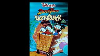 Digitized opening to DuckTales EarthQuack (UK VHS)