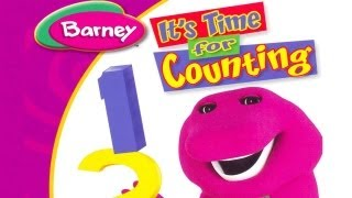 Barney - Time For Counting