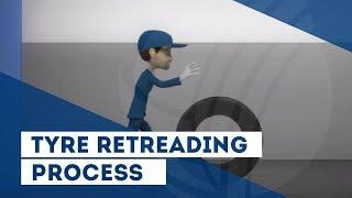 Vipal Rubber - Tyre retreading process