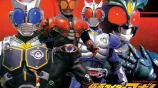 Kamen Rider Agito- Hi! Jikenda