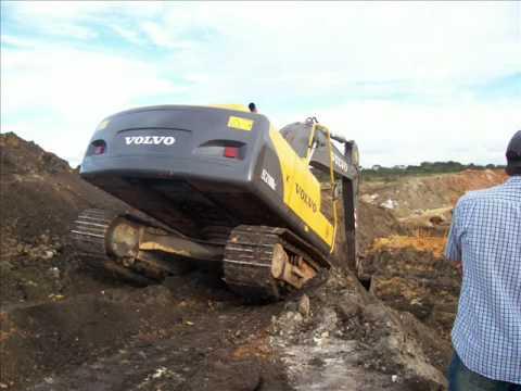 CURSO TREINAMENTO DE ESCAVADEIRA HIDRÁULICA III 2009 HYDRAULIC Excavator