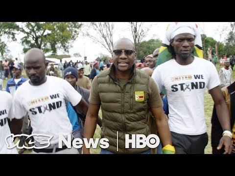 Xxx Mp4 Zimbabwe S Political Crisis Senate Sex Scandals VICE News Tonight Full Episode HBO 3gp Sex