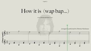 How it is wap bap bibi s song for easy piano music torrent for Dietmar steinhauer