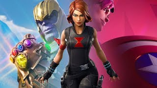 Fortnite Avengers Update | Everything You Need to Know!