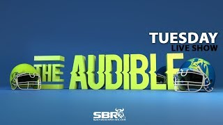 Football Betting Daily: The Audible | Early Week 3 NFL Picks & Live Odds Run Down