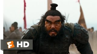 Red Cliff (9/10) Movie CLIP - Spears and Strength (2008) HD