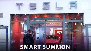 Tesla's Smart Summon feature is confusing some people