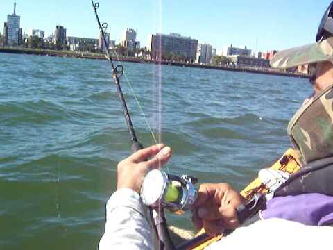 pesca kayak uruguay