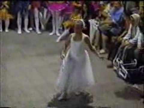 Büyük balerinler ayşegül ve Sevingül