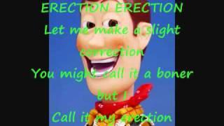 Crazy Chris- The Erection Song