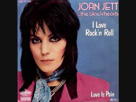 Joan Jett I Love Rock n Roll