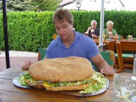 Furious World Tour Germany Tour Big Burgers Schnitzels and More Furious Pete