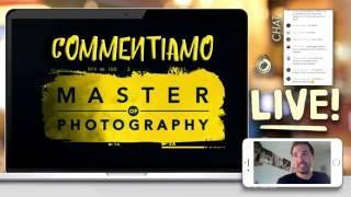 Nessuno ha visto Master of Photography?   CRAZYLIVE
