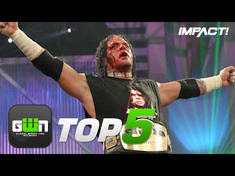 Xxx Mp4 5 GREATEST Raven Matches In IMPACT Wrestling GWN Top 5 3gp Sex
