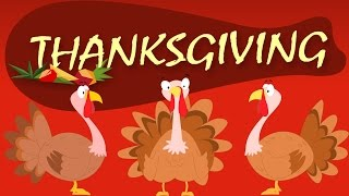 Gobble Gobble |Turkey Song | Thanksgiving Song |