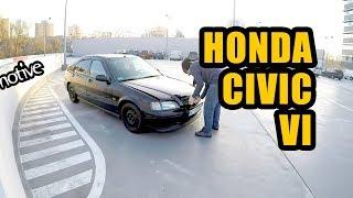 Honda Civic VI 1997r. (T#7)