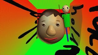 BALDIS SECRET DEVELOPER ROOM AND CHARACTER FOUND! | Baldis Basics in Education and Learning (UPDATE)