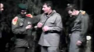 مسرحية حلبية تحت الحزام 20   العميد وسيادة المجند 1