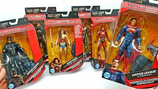 JUSTICE LEAGUE DC Multiverse Complete Set Collect And Connect Steppenwolf By MATTEL
