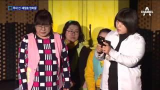 '세월호 엄마들' 치유의 무대…코믹 연극 무대 서다