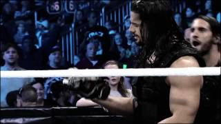 A look at The Shield's path of destruction: Raw, Feb. 4, 2013