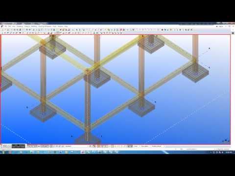 Precast Modeling & Detailing in Tekla Structures Part1 of 2