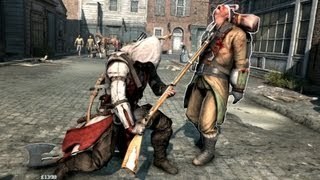 Assassin's Creed 3 Finishing Moves Compilation 1080p HD