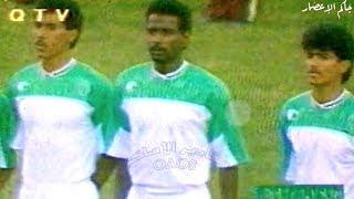 عبادي الجوهر :   جاكم الإعصار ...  مونتاج التلفزيون السعودي